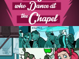 the Girls Who Dance at the Chapel 1 by blackshirtboy