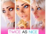 Twice as Nice by poruporuporu