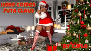 Here Comes Futa Claus