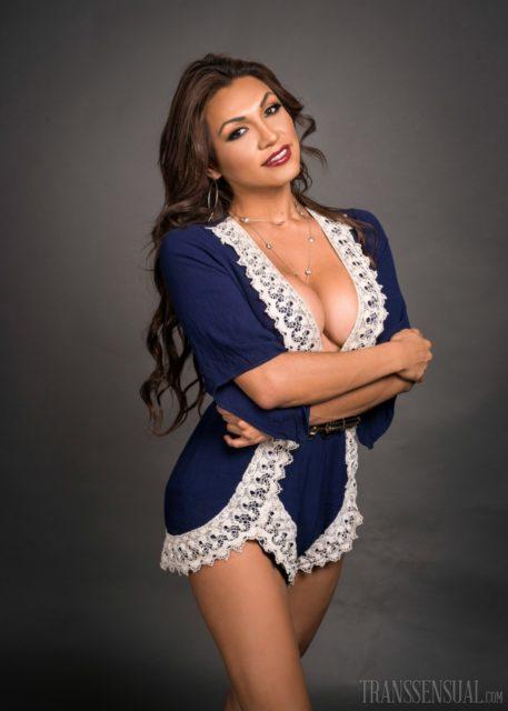 Top TS pornstars XXXBios - TS pornstar Jessy Dubai pics - hottest TS porn stars