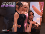 Futanari flashback: The Dude takes us back with Lust Unleashed: The Museum Remastered!